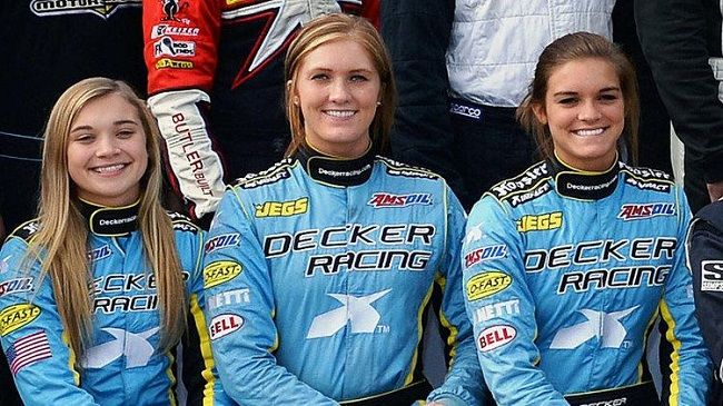 Paige Decker (American Professional Stock Car Racing Driver) Bio, Wiki, Karriere, Netto værdi